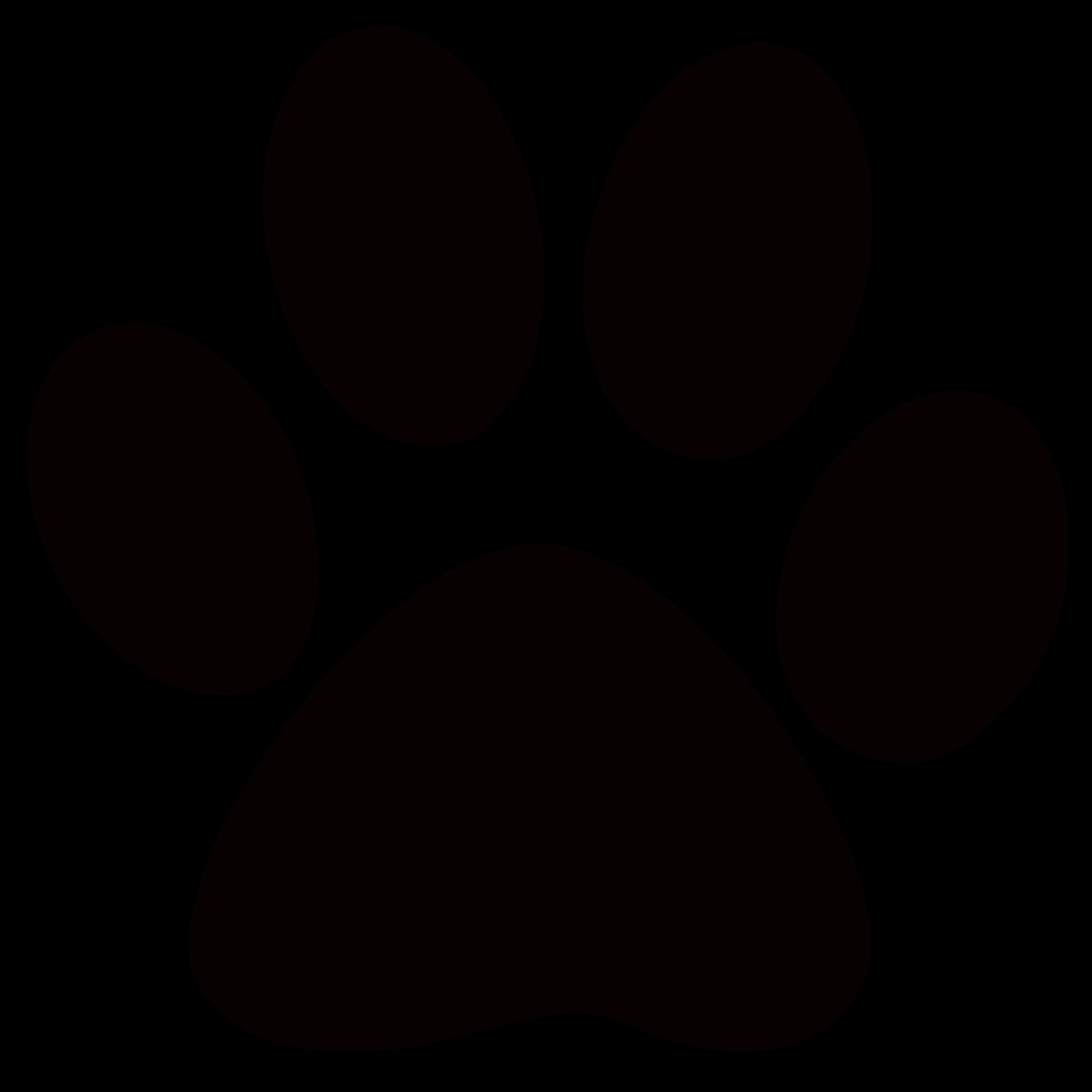 PNG Tiger Paw - 58795