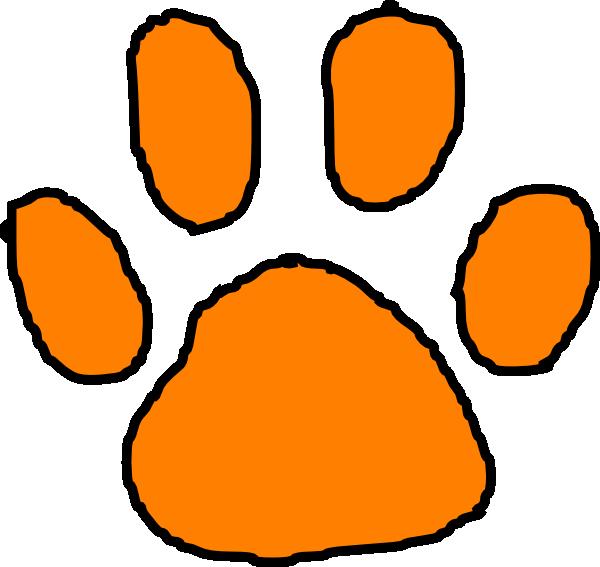 PNG Tiger Paw - 58802