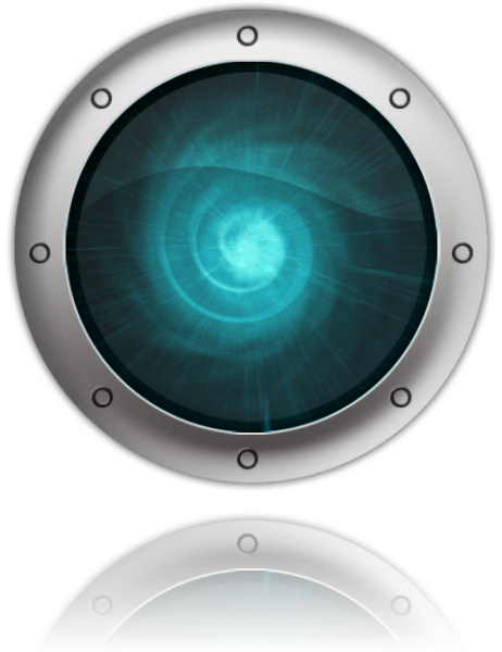 Time Machine Reflective Icon [PNG] - PNG Time Machine