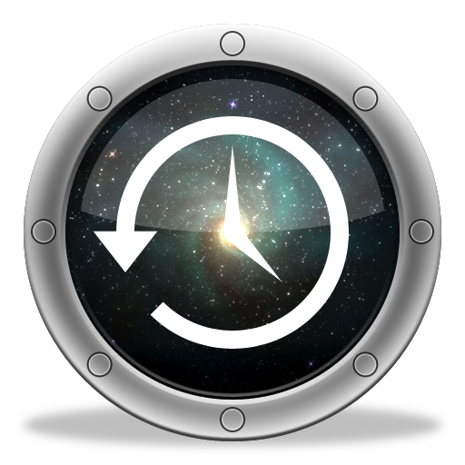 TimeMachine Cosmos Icon - PNG Time Machine