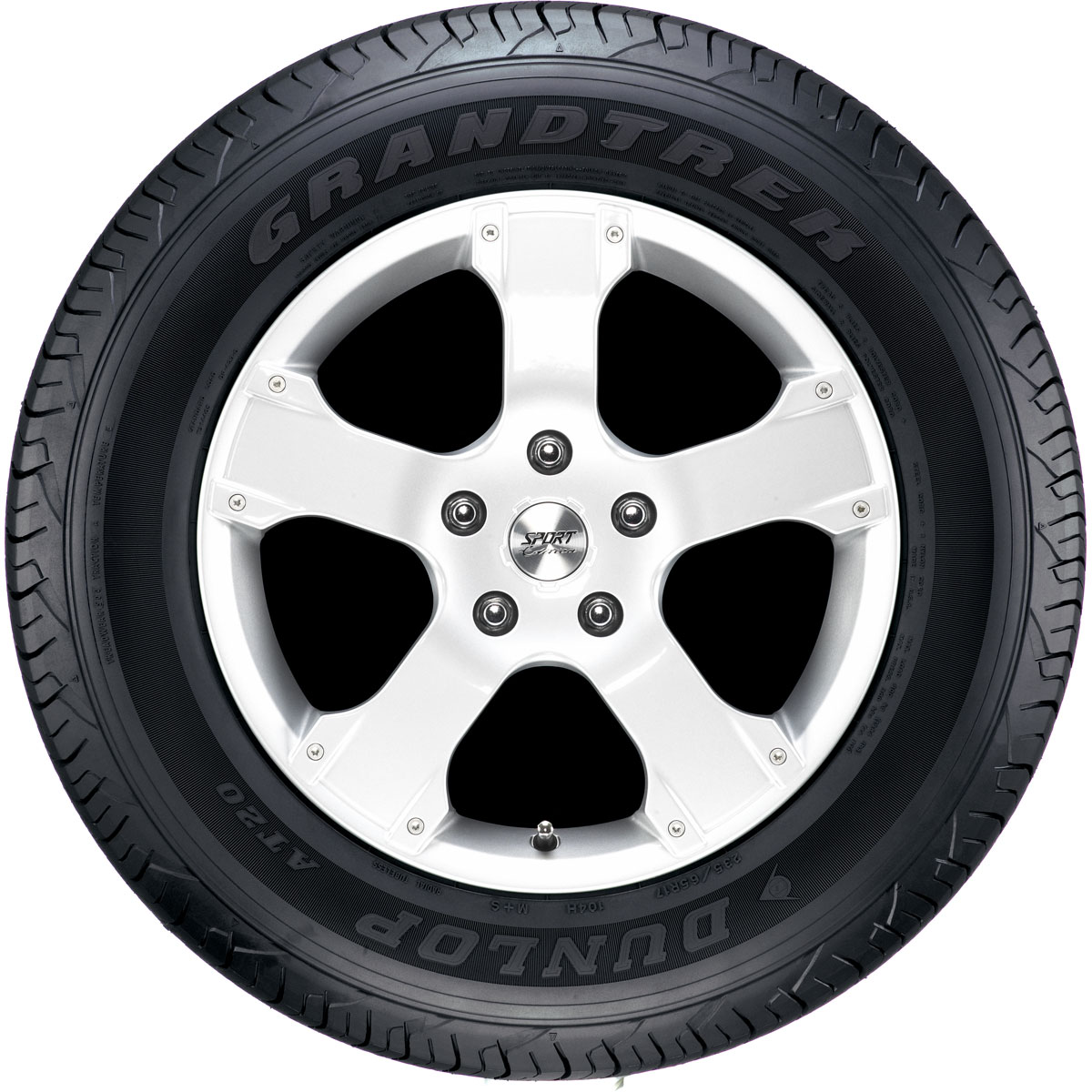 PNG Tire - 58531