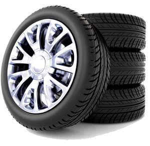 PNG Tire - 58534