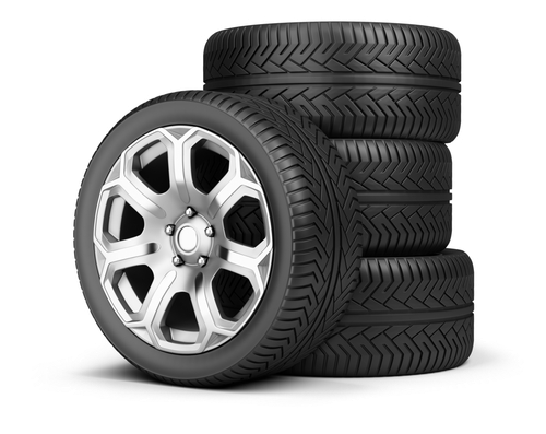 PNG Tire - 58520
