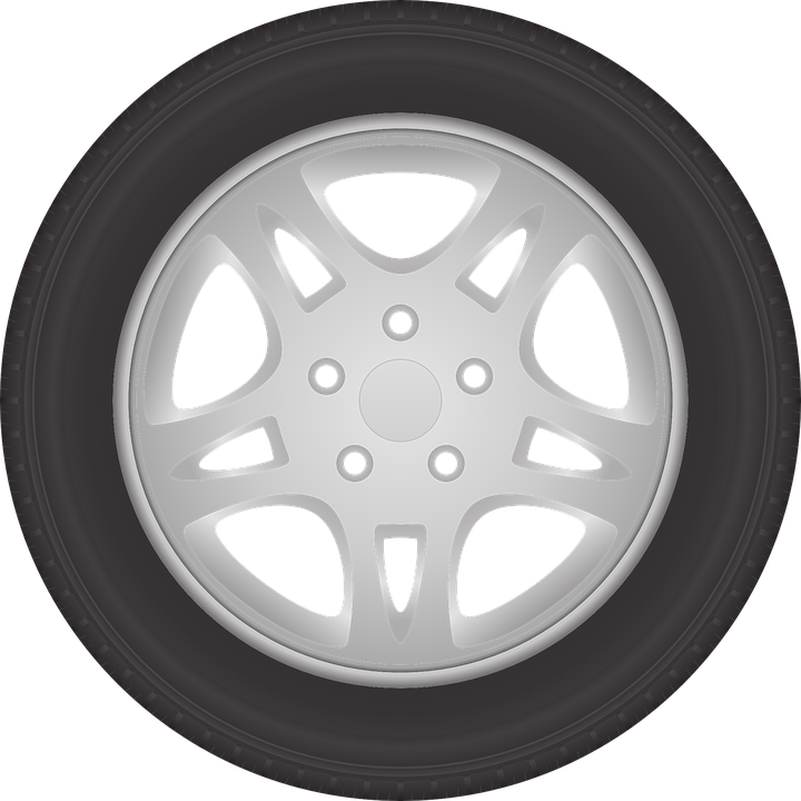 PNG Tire - 58528