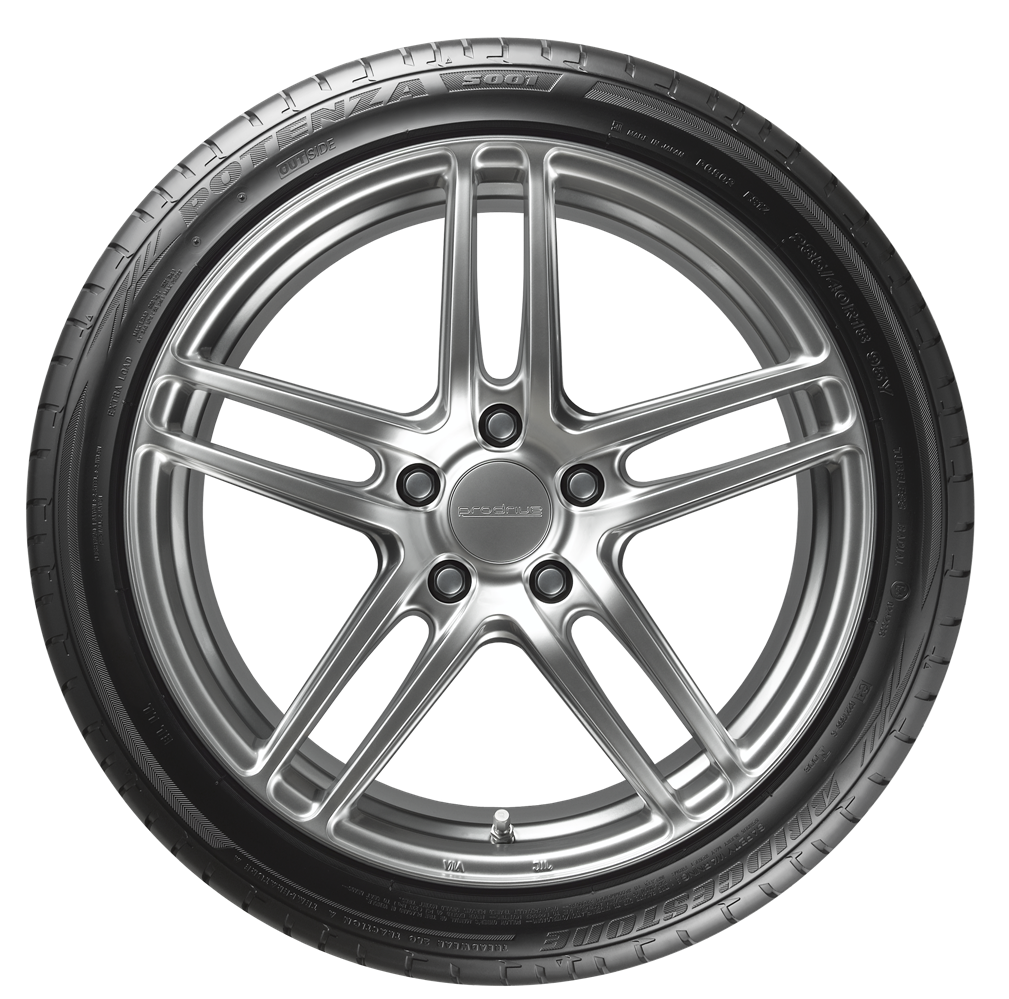 PNG Tire - 58519