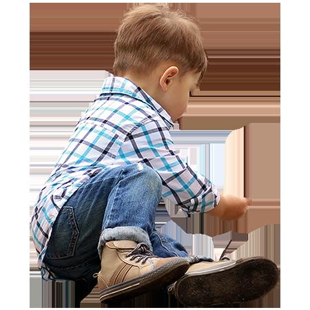 PNG Toddler Boy - 80723