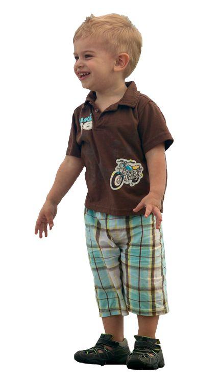 PNG Toddler Boy - 80724
