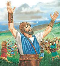 A. Biodata Yosua - PNG Tokoh Alkitab Musa