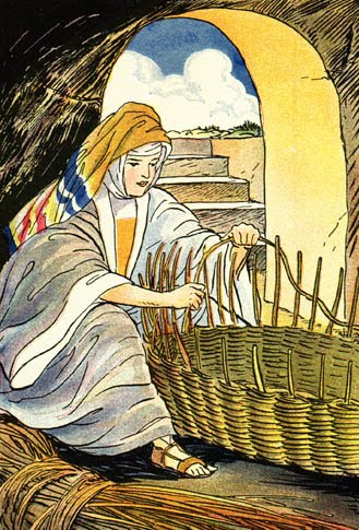 CLIPART/GAMBAR GAMBAR CERITA ALKITAB rajawalikecil. Illustrations and  Clipart MUSA - PNG Tokoh Alkitab Musa