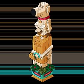 File:Fg event prize catalog totem pole.png - PNG Totem Pole