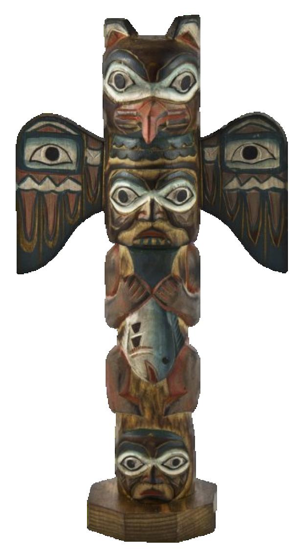 Totem pole.png - PNG Totem Pole