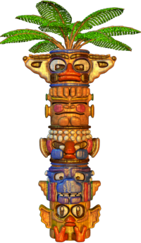 TotemPole.png - PNG Totem Pole
