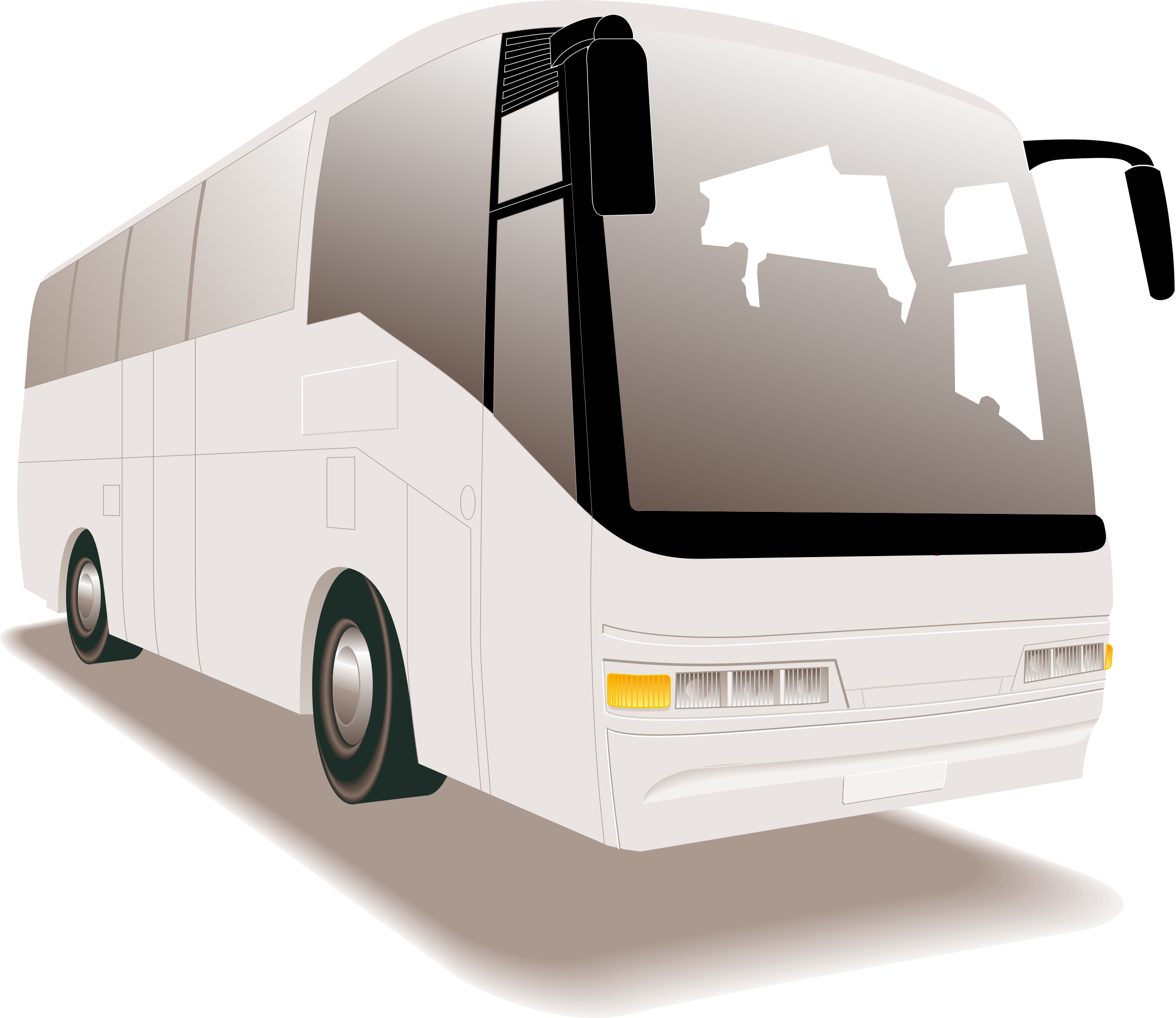 PNG Tour Bus - 56997
