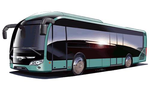 PNG Tour Bus - 57002