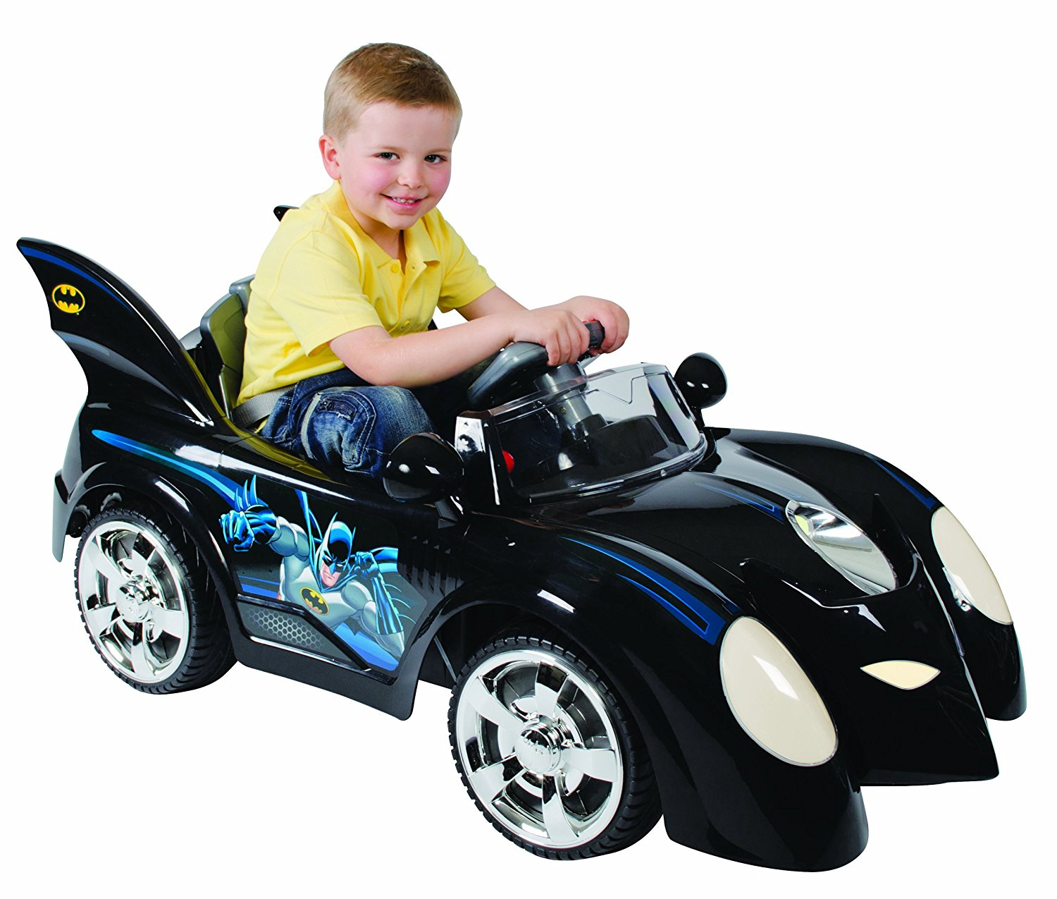 Battery Operated Car For  Year Old Police Car