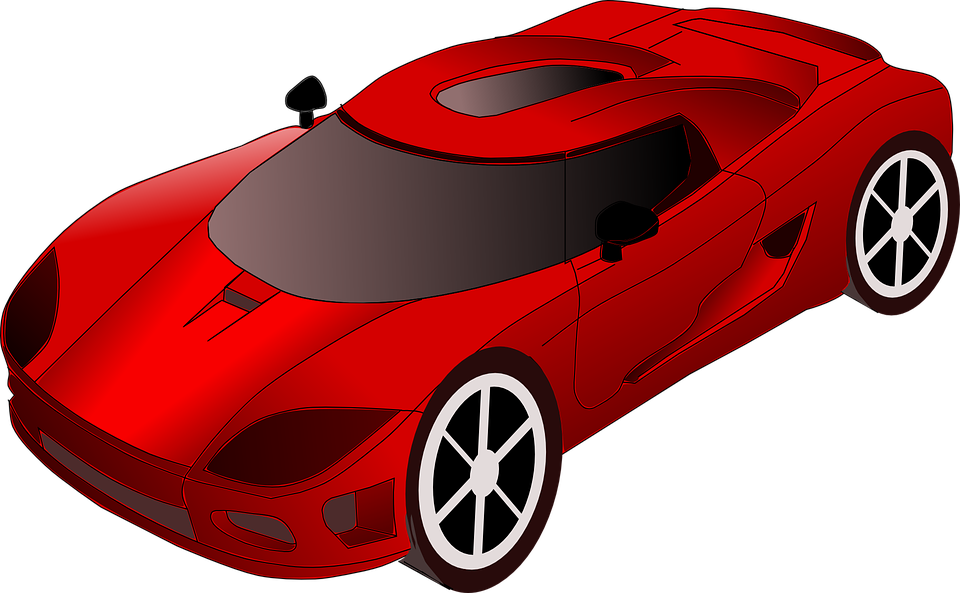 Car, Racing, Red, New, Sports, Toy, Auto, Fast, - PNG Toy