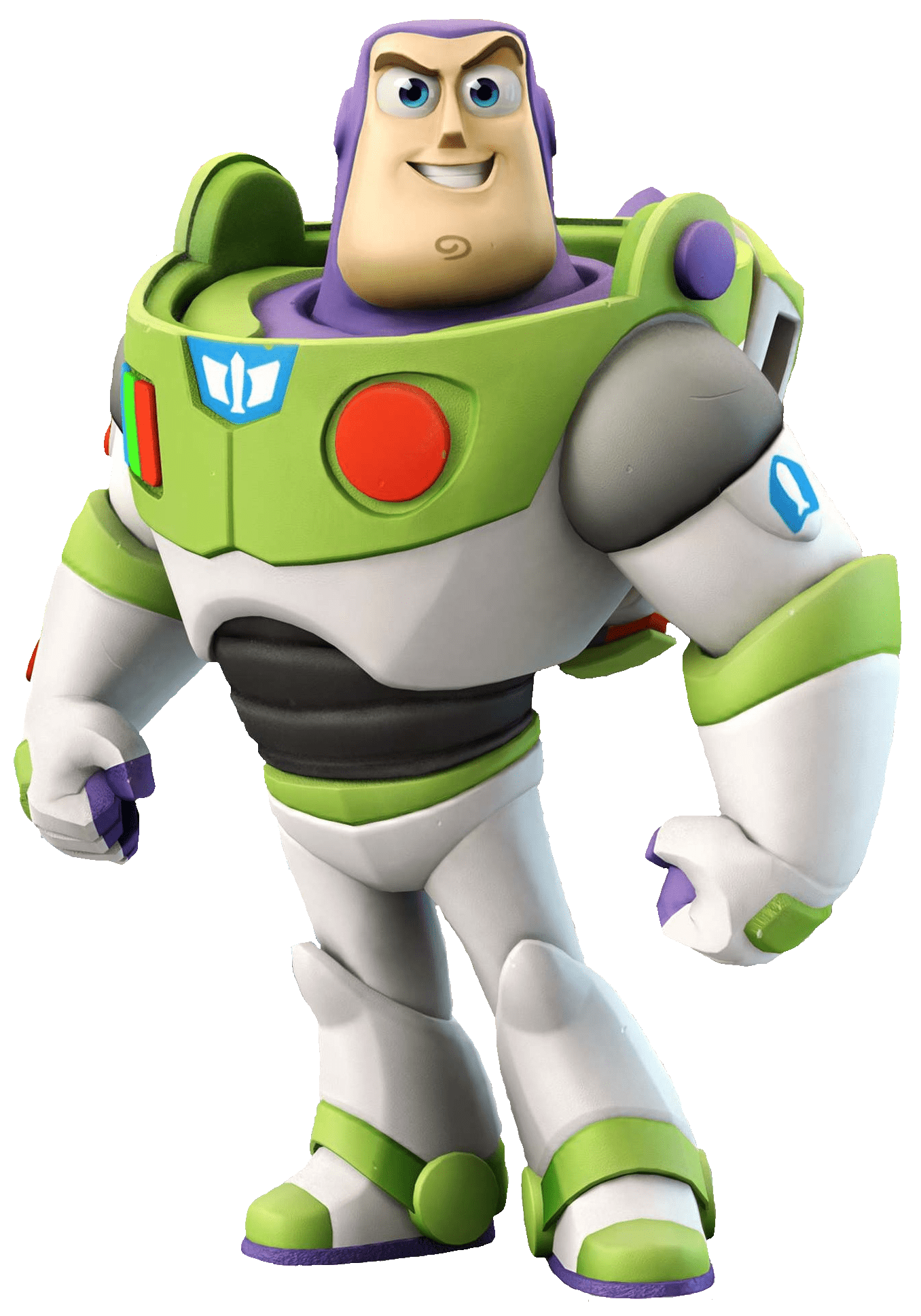 Buzz Lightyear Standing - PNG Toy Story