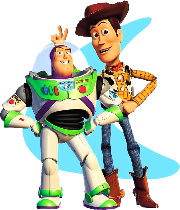 Toy Story Characters PNG Imag