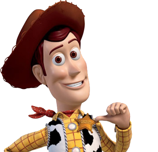 Toy Story Woody PNG Image