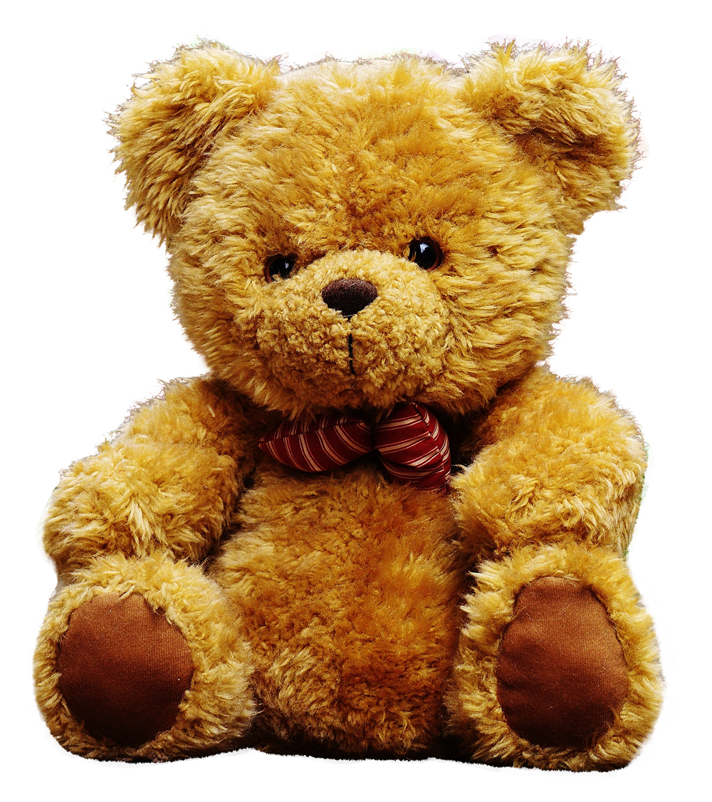 Teddy Bear PNG Image - PNG Toy