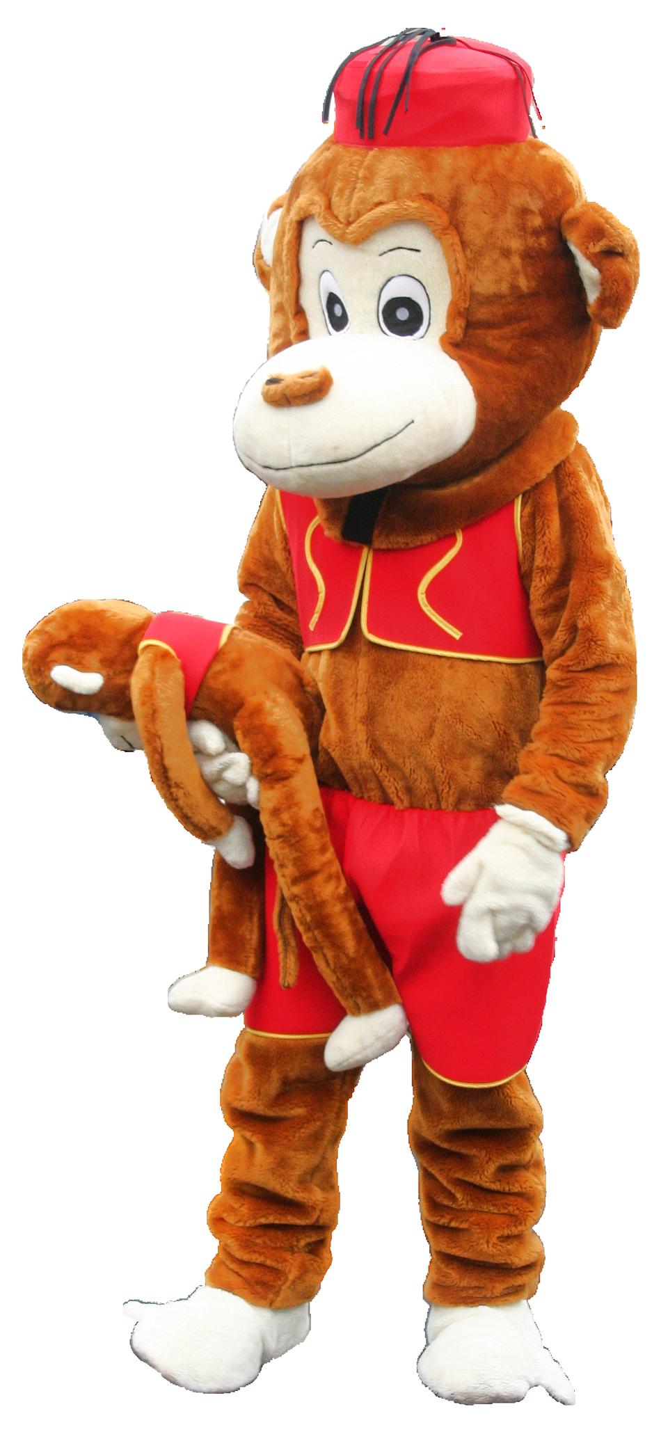 Monkey Toy PNG Transparent Im