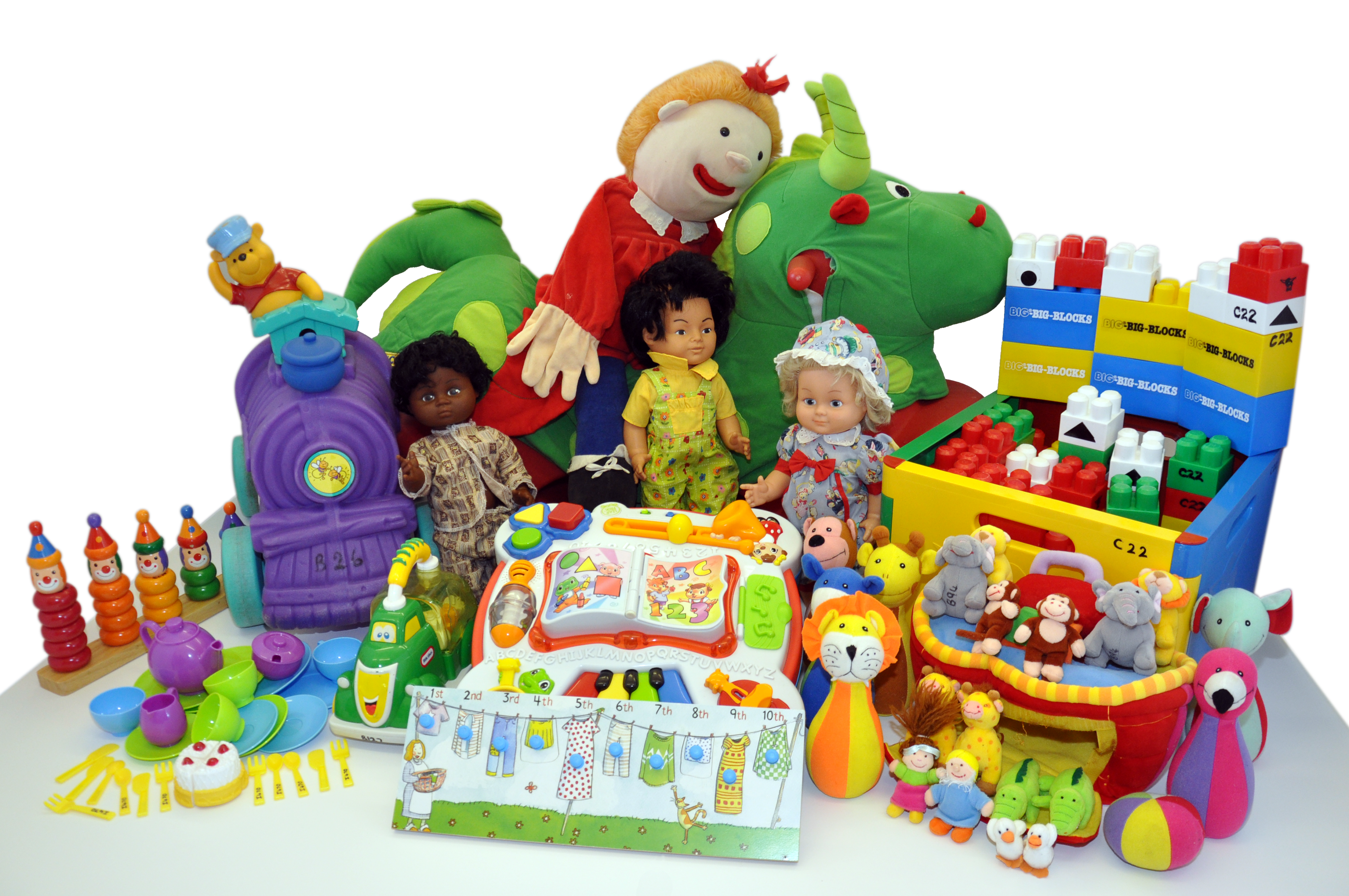 PNG Toys - 58501