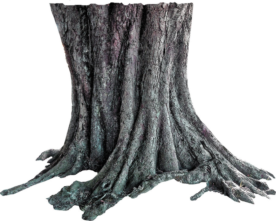 Tree Trunk PNG By Nitwitbrit PlusPng.com  - PNG Tree Trunk