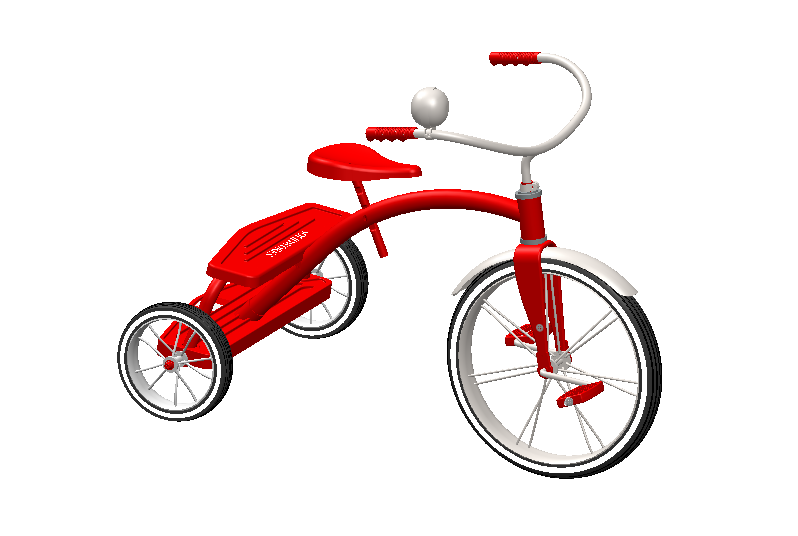 PNG Tricycle - 56852