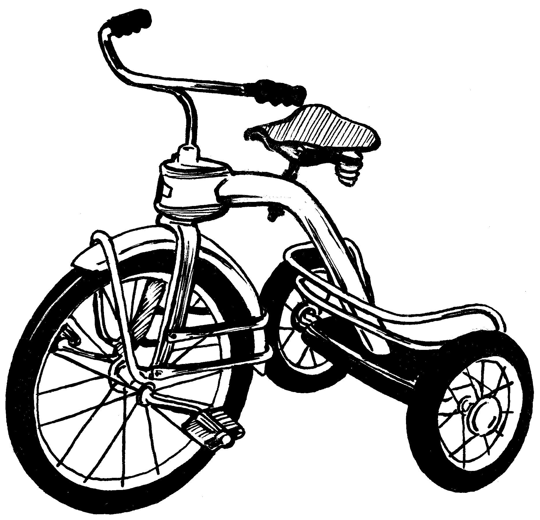 PNG Tricycle - 56855