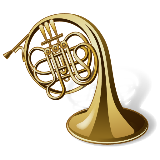 horn, instrument, music, trumpet, tuba icon. Download PNG - PNG Tuba