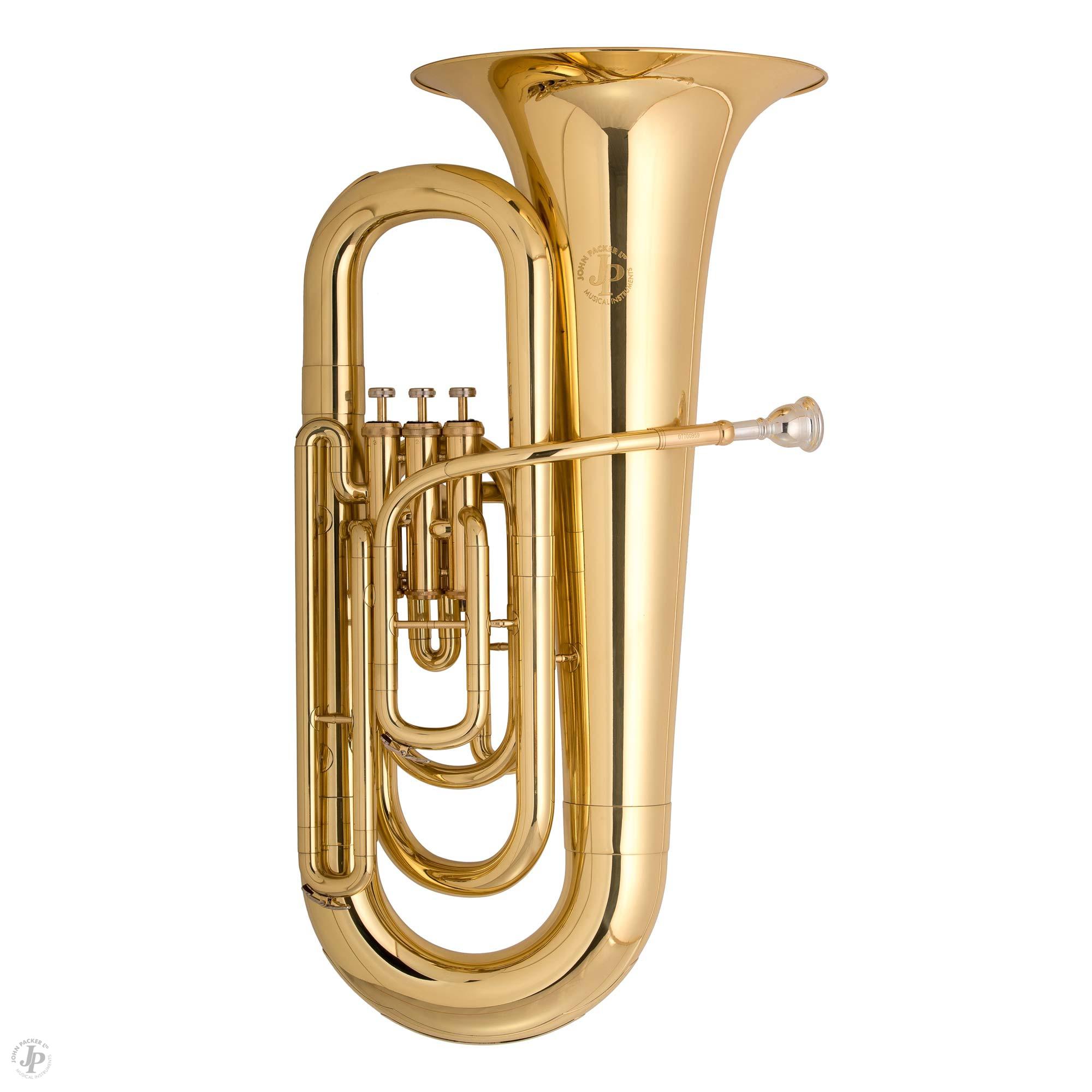 JP077 Eb Mini 3 valve Tuba. - PNG Tuba