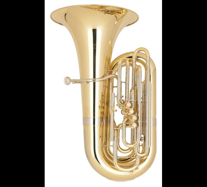 Miraphone 1293 CC 5/4 Tuba - PNG Tuba