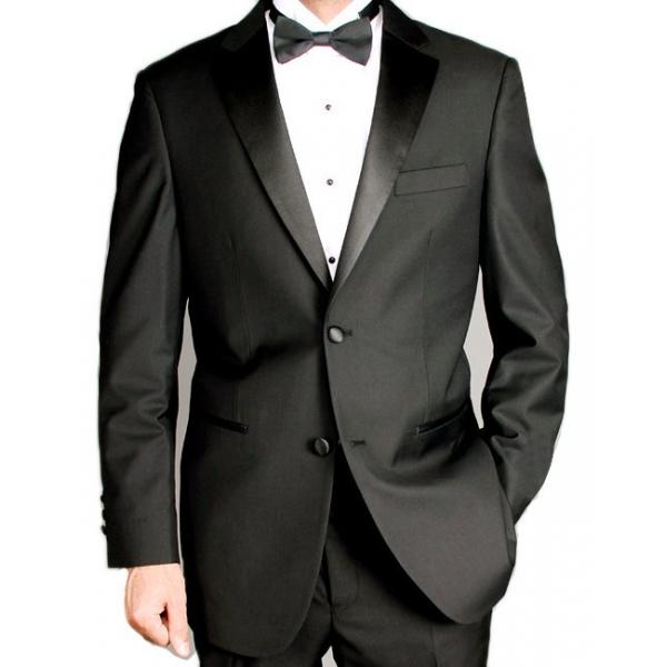 PNG Tuxedo-PlusPNG.com-600 - PNG Tuxedo