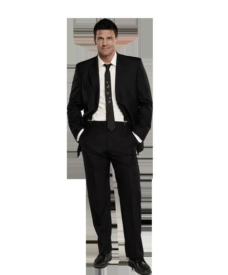 David Boreanaz Tuxedo PNG by dontregretathing PlusPng.com  - PNG Tuxedo