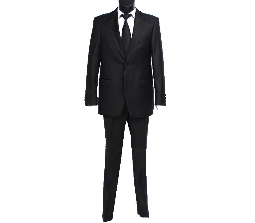 Divaio Semi Tuxedo Suit - PNG Tuxedo