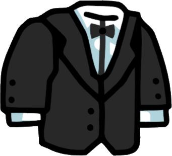 Tuxedo.png - PNG Tuxedo