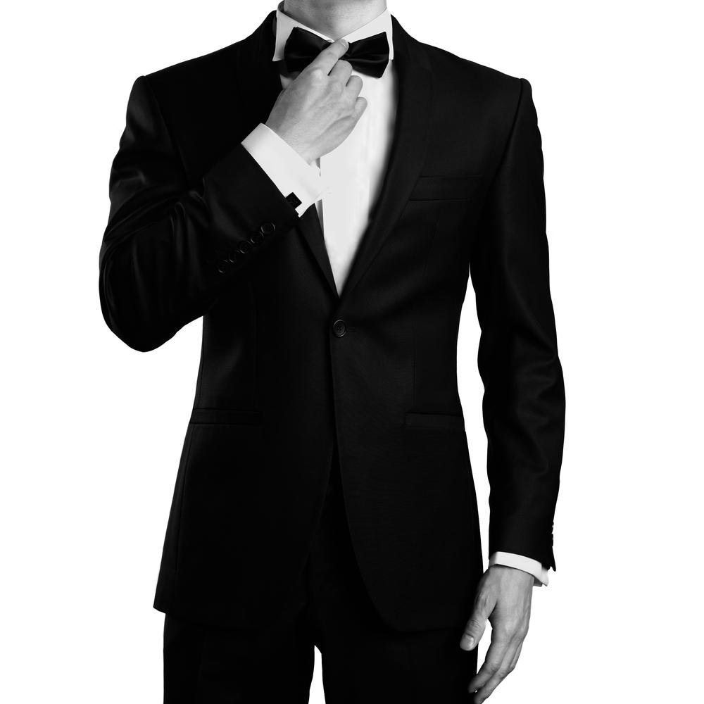 Tuxedo White Cliparts #2932601 - PNG Tuxedo