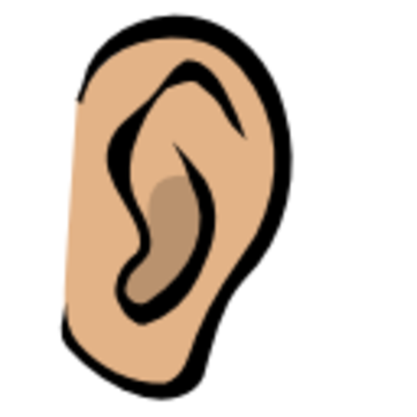 Download this image as: - PNG Two Ears