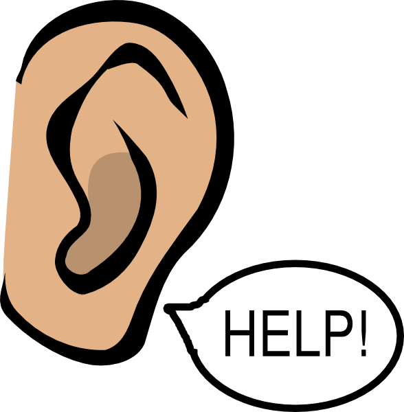 two ears clip art - PNG Two Ears