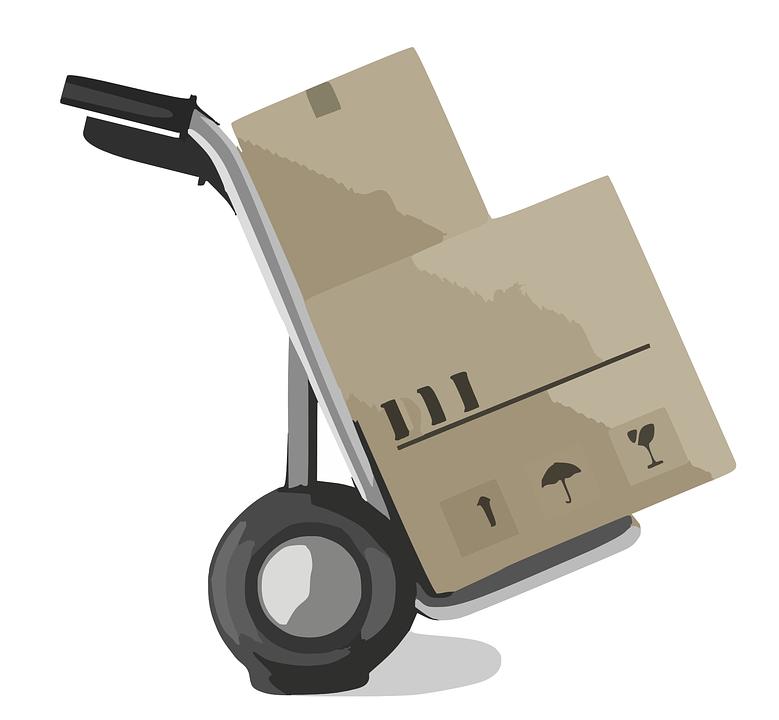 Bewegen, Box, Umzug, Menschen, Neue, Haus, Verschieben - PNG Umzug