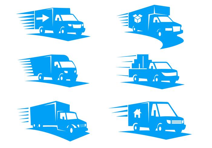 Umzug Van Logo Vector - PNG Umzug Kostenlos