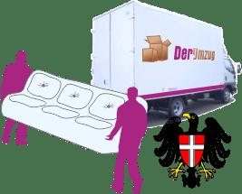 Umzug Wien Preise - PNG Umzug Kostenlos