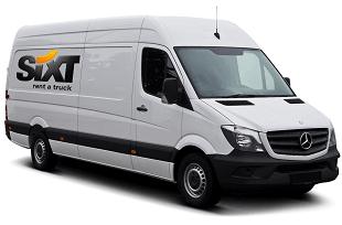 Transporter - PNG Umzugswagen