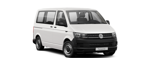Transporter Kombi - PNG Umzugswagen