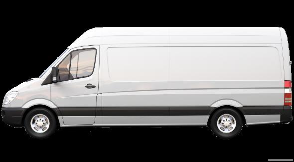 Transporter lang ab 35 u20ac / Tag bis ca. 14 m³ z.B. MB Sprinter lang, VW  Crafter lang - PNG Umzugswagen