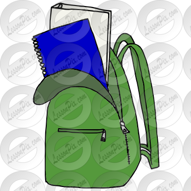 PNG Unpack Backpack - 80601