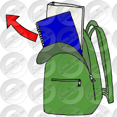 PNG Unpack Backpack - 80594