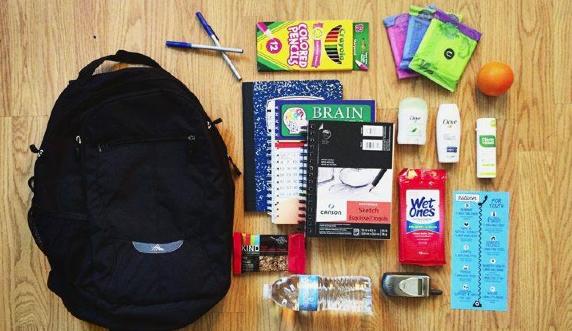 PNG Unpack Backpack - 80611