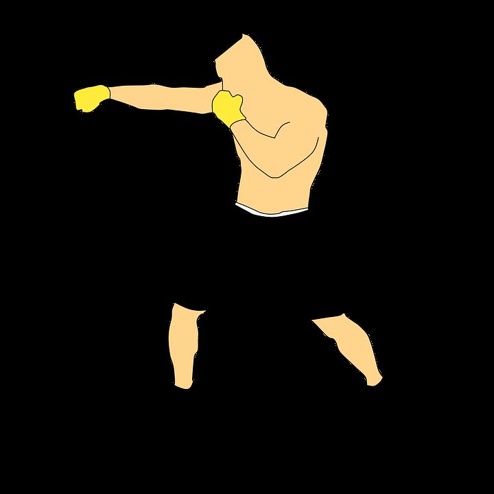 Urheilu, Mies, Nyrkkeily, Liikunta, Making Suora Osuma - PNG Urheilu