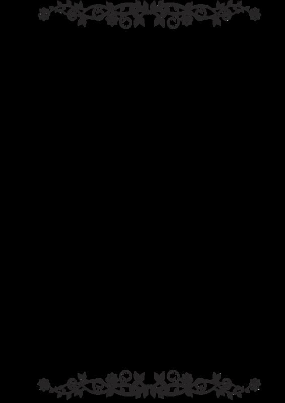 PNG Urkundenrahmen - 81864